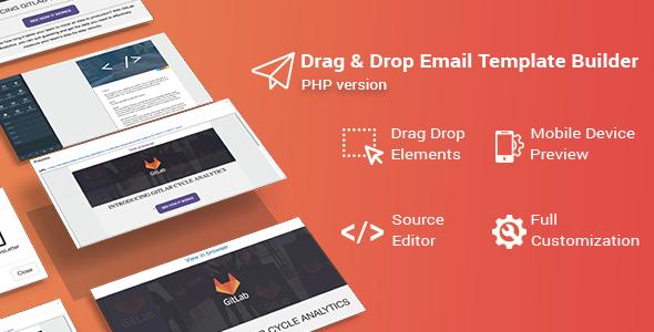 Download Free Bal v2 0 4 Drag & Drop Email Template Builder