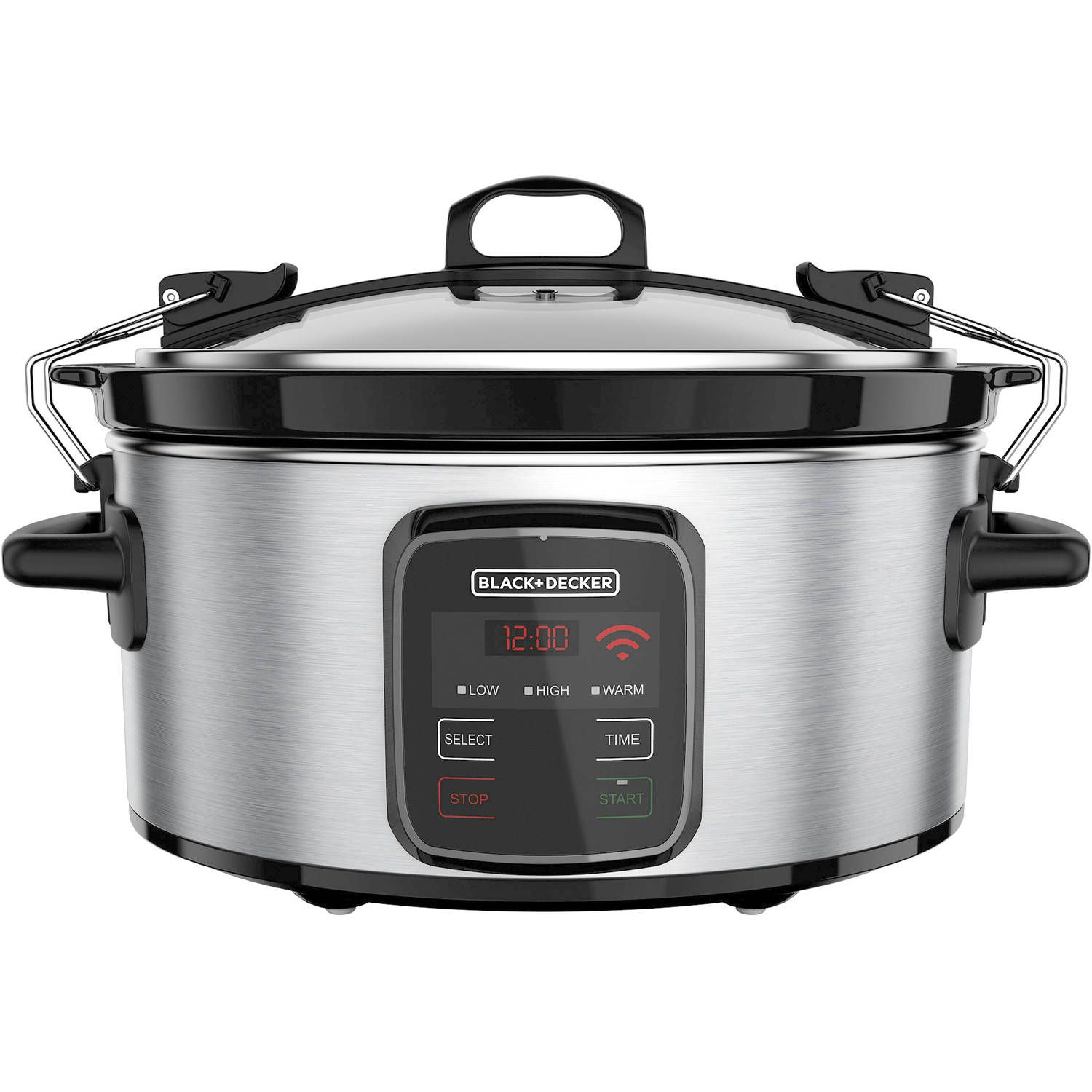 Black And Decker Wifi Enabled 6 Quart Slow Cooker 35 Cozimento