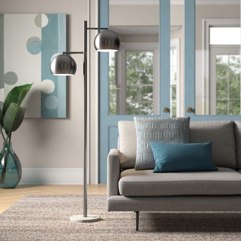 Bollinger 62 Tree Floor Lamp In 2021 Arched Floor Lamp Tree Floor Lamp Reading Lamp Floor