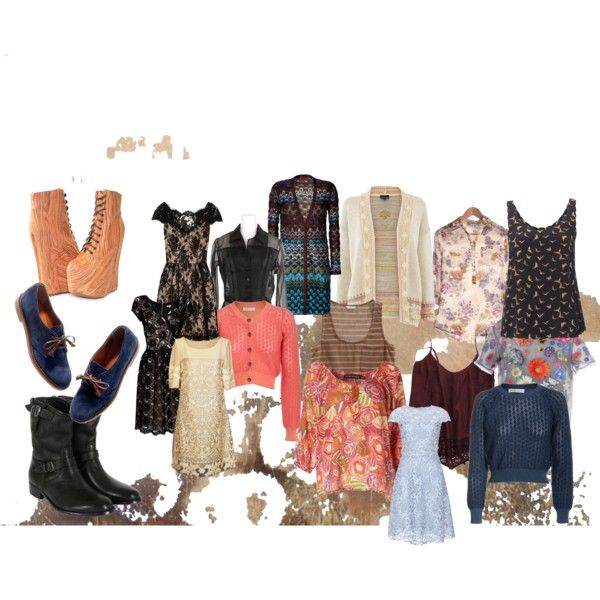 the spring goth, created by adaleaking on Polyvore