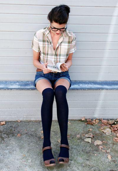 stockings.