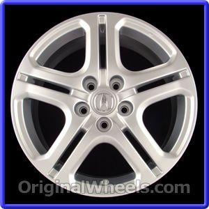 OEM Acura RL Rims Used Factory Wheels From OriginalWheelscom - Acura stock rims