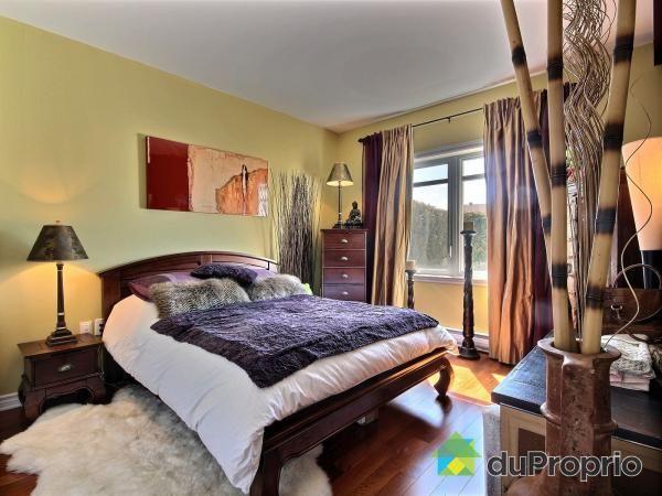Chambre de rêve à voir à Saint-Laurent #DuProprio