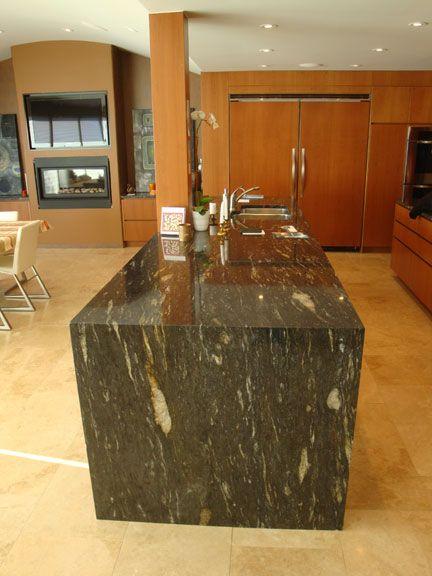 Matrix Motion Granite Kitchen Countertop Granite Kitchen Kitchen Countertops Kitchen Design