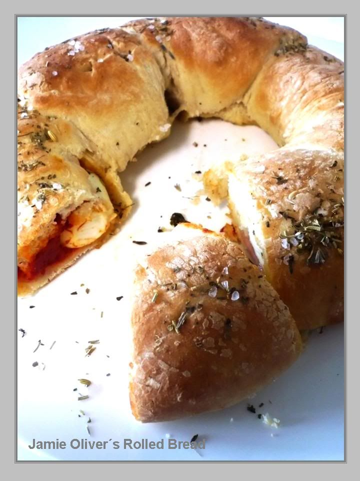 Jamie Oliver 's Roll Bread