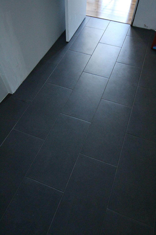 I Really Love This Black Kitchen Floor Tiles I Also Think These Black Herringbone Tile Would Look Fantastic In A Herringbone Tile Floors Home Herringbone Tile