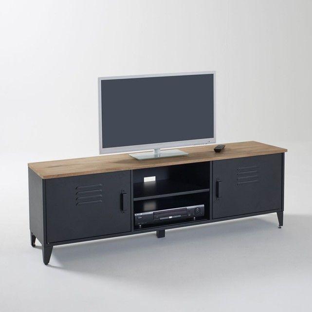 Meuble TV Hiba - Meuble Tv Avec Rangement