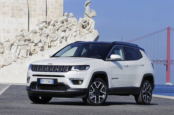 Jeep Compass 2017 ya en los concesionarios desde 25.500 euros