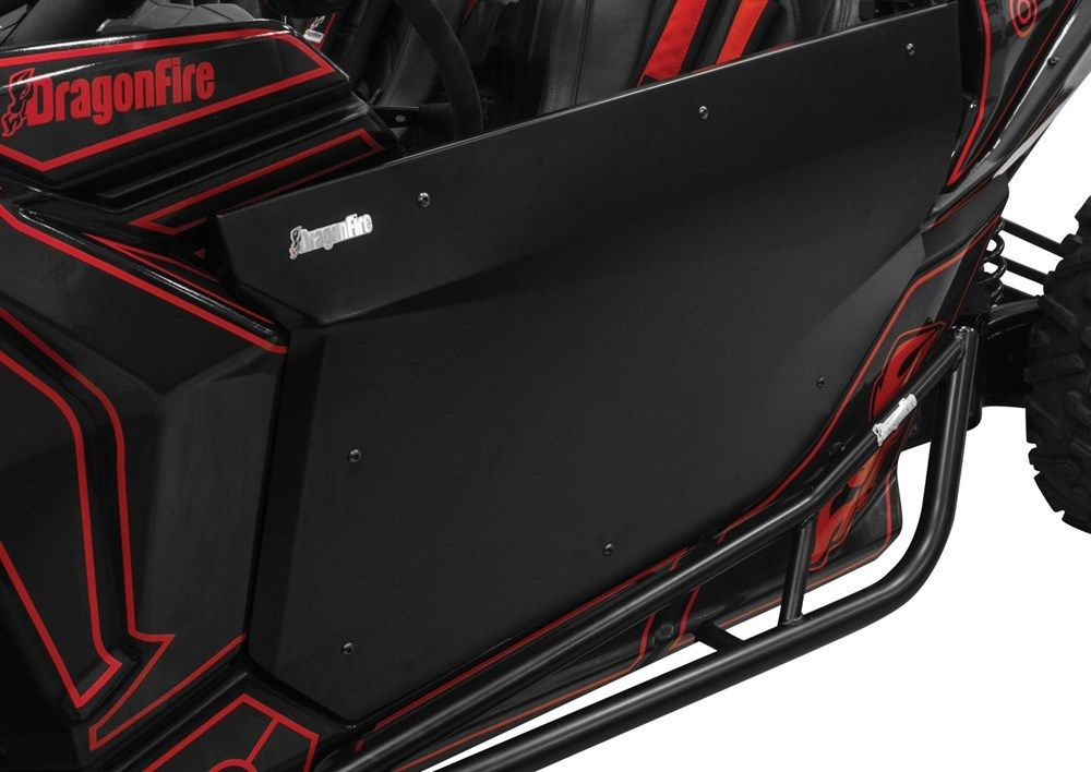 Pursuit Utv Doors For Can Am Maverick X3 2 Door Crawltech Offroad Side By Side Accessories Black Hardware Easy Install