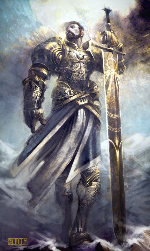 Daelegoth Orndeir, líder do culto herege do Sol Ascendido, (Male elite fire genasi cleric 10, sunmaster 10, evangelist 5, LN Medium outsider (native))