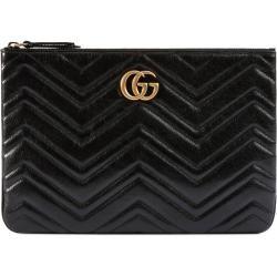 Photo of Gg Marmont Täschchen aus Leder Gucci