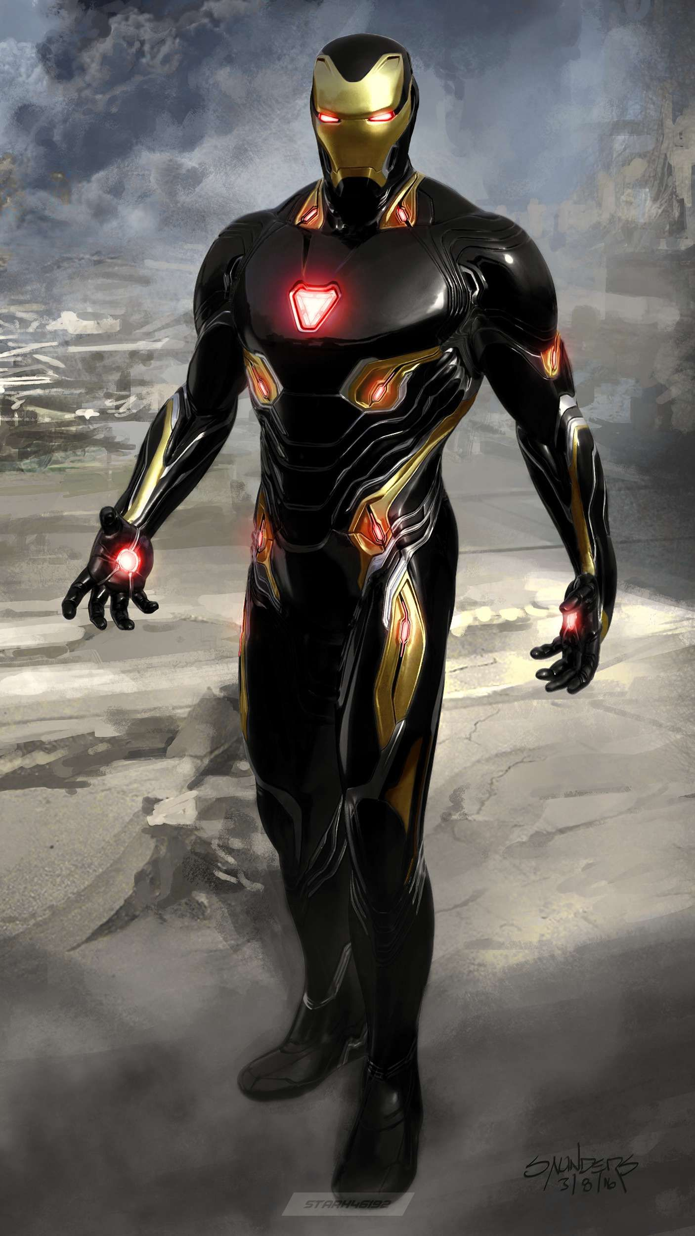 Black Armor Iron Man Iphone Wallpaper Iphone Wallpapers Iphone Wallpapers Iron Man Avengers Iron Man Armor Iron Man Art