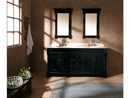 Image Gallery Website James Martin Furniture Black Bosco Double Sink Bathroom Vanity http