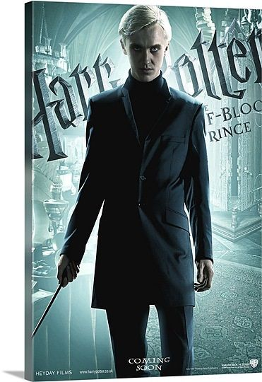Harry Potter and the Half Blood Prince (2008) Soli