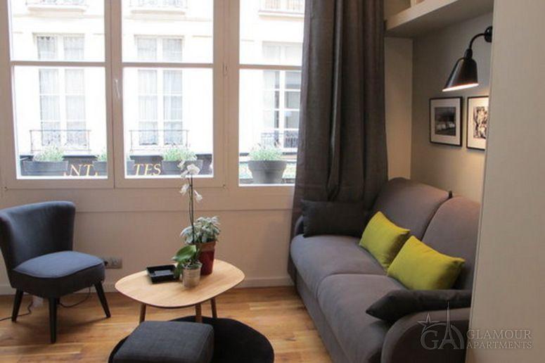 Loftic Nice Studio For Rent In The Paris Center