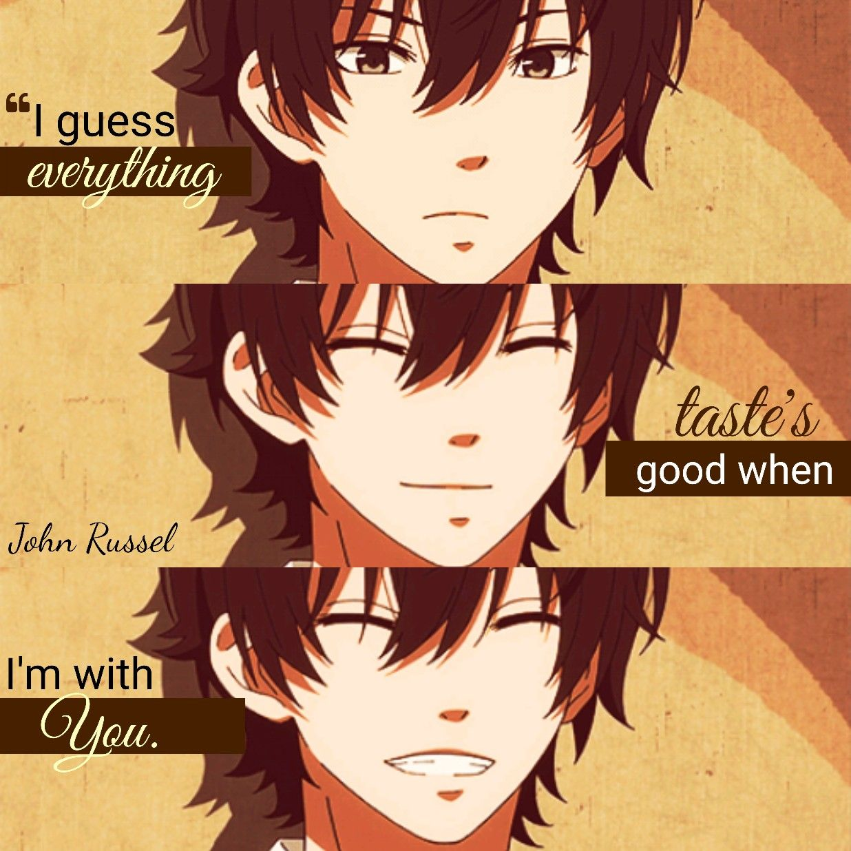 Pin by AnimeQuotesJohnRussel on Anime Quotes Edits Anime