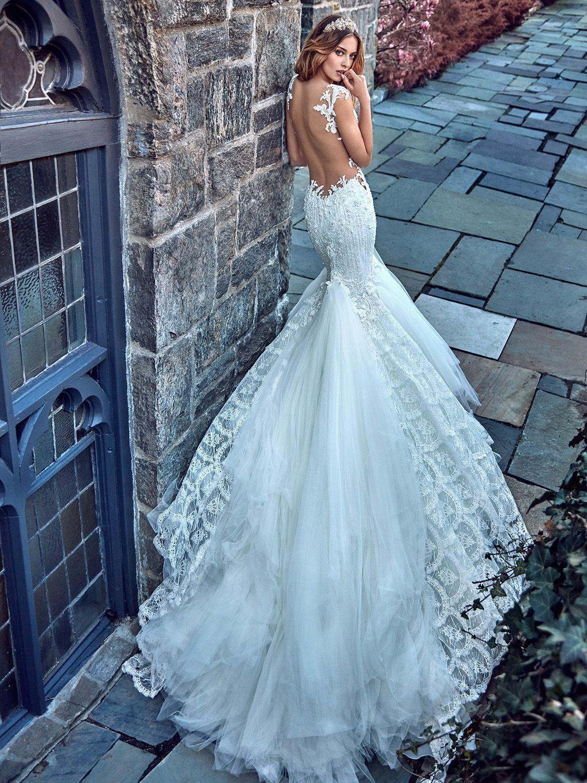 Galia Lahav ~ Norma Navona | vestidos de novia | Pinterest ...