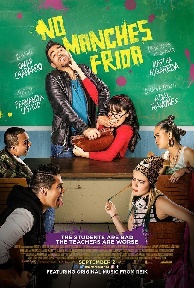 No manches Frida (2016)Zequi era un ladrón de bancos que ha sido liberado…