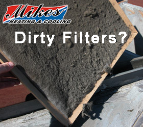 Dirty Filters? Mike's Heating & Cooling HVAC Hack