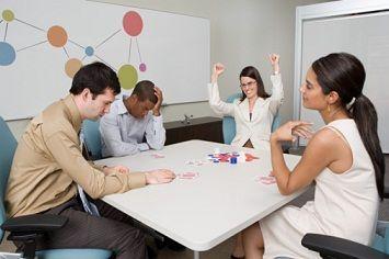 Icebreaker Games For Office Staff Meetings Staff Meetings Ice Breaker Games Icebreaker Activities