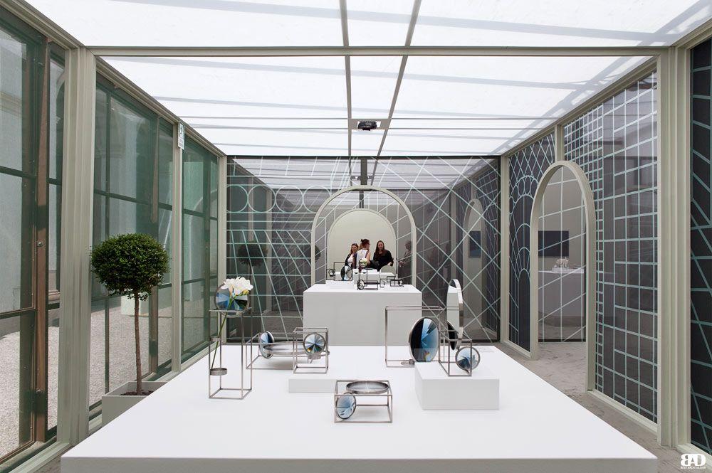 Milan Design Week 2018 Verrerie avec Lasvit, Swarovski ...