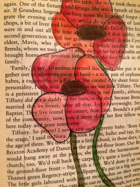 Craft Ideas For Kids Watercolour Poppy Remembrance Day Card