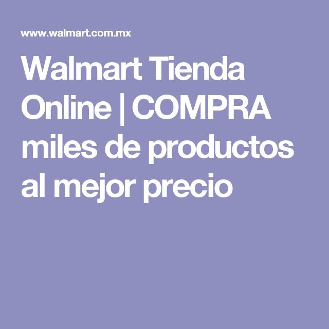 Walmart Tienda Online Compra Miles De Productos Al Mejor Precio