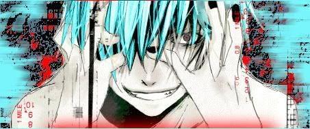 Bloody Anime Boy