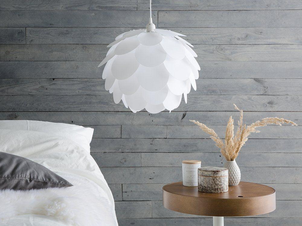 Lampa Wisząca Biała Rhine Salon In 2019 White Pendant