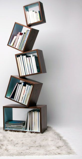 Photo of Modern Diy Bookshelves For Small Spaces – lanzhome.com