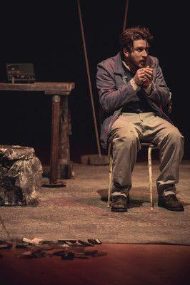 "CapoTrave+Alessandro Roja - ""Misterman"""