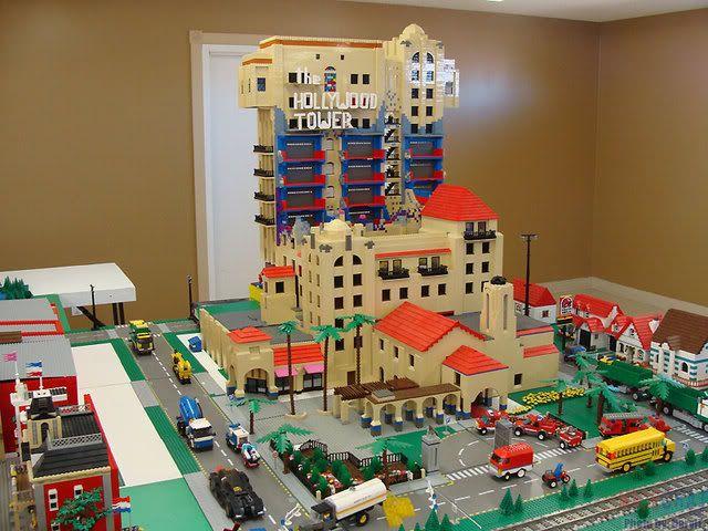 Image result for disney parade float made out of legos | Legoland ...