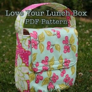 Lunch Box Pattern