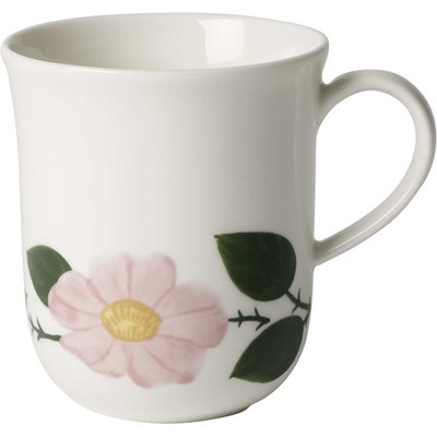 Villeroy Boch Rose Sauvage Coffee Mug Mugs Mugs Set White Porcelain