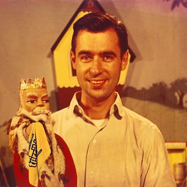 Happy Birthday King Friday Xiii Lots Of People Think That Friday The 13th Is An Unlucky Day B Mr Rogers Mister Rogers Neighborhood Pittsburgh Steelers Funny