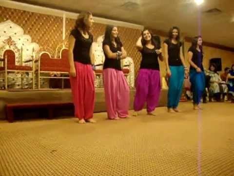 Mehndi Dance