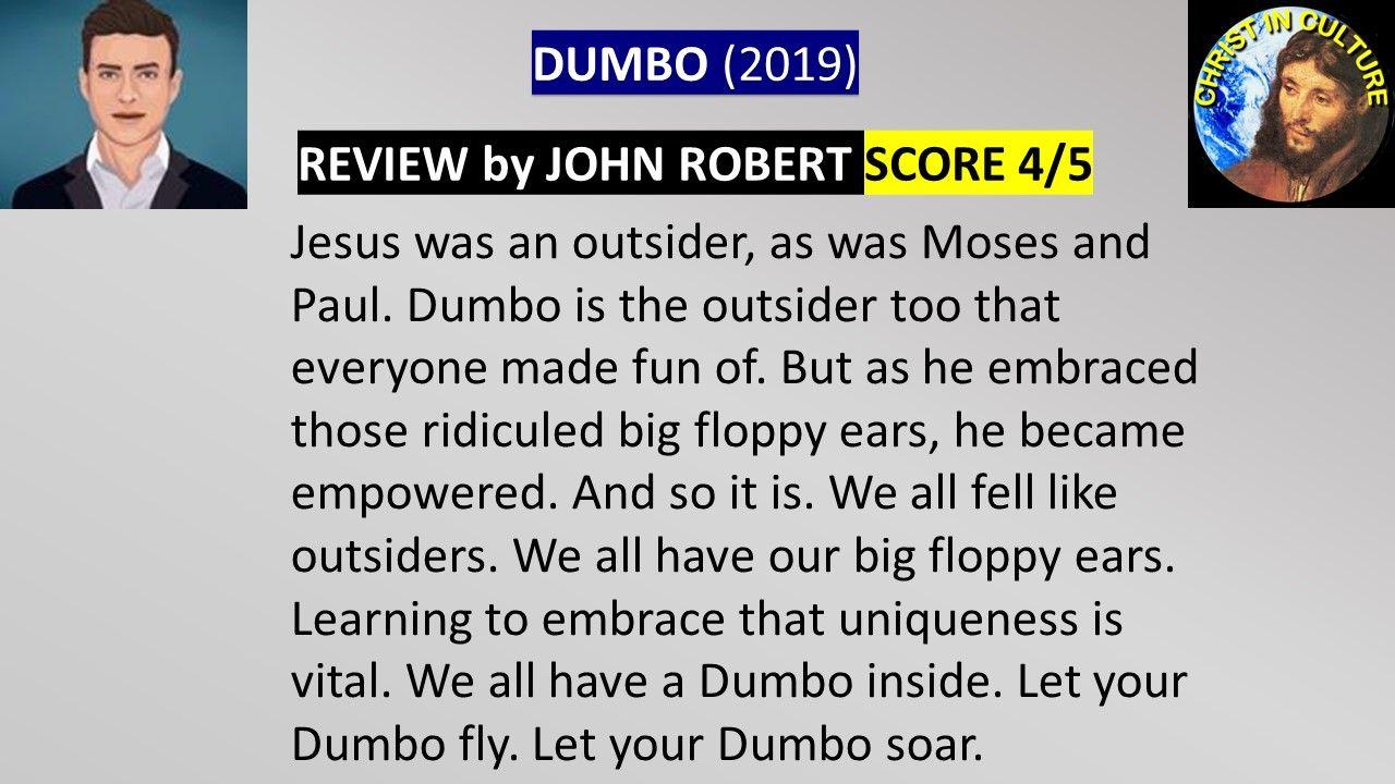 DUMBO 14/20 Kingsman movie, Heart for kids, Dumbo