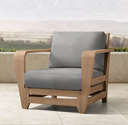 Cannes Collection- Natural Teak (Outdoor Furniture CG ...