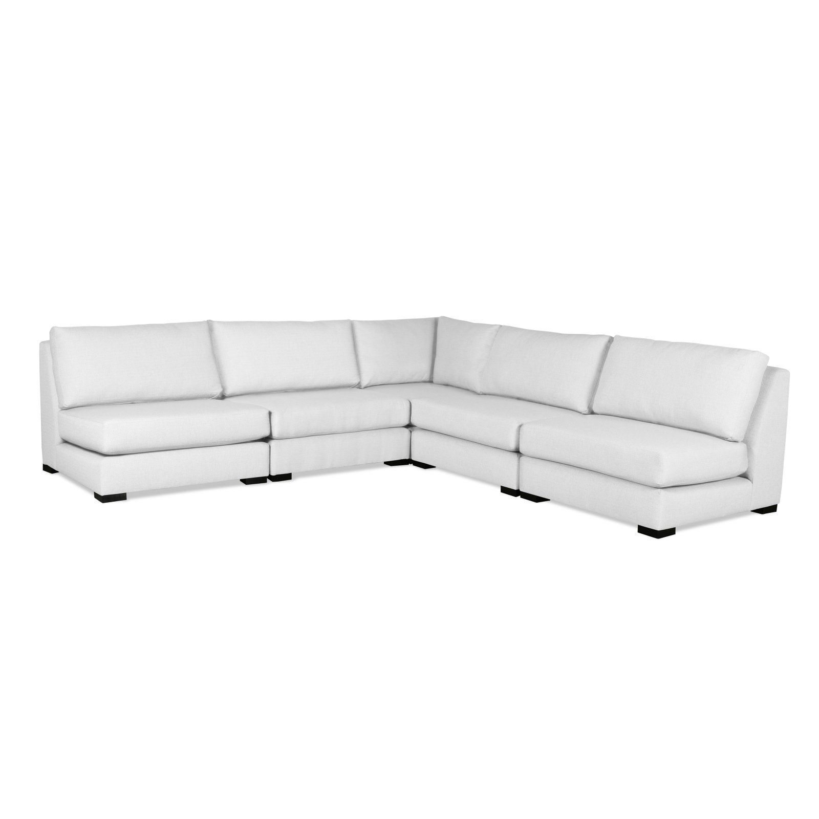 South Cone Yorkshire L Shape Simple Sectional Sofas White Sectional Sofa Sale Sectional Sofa Deep Sectional