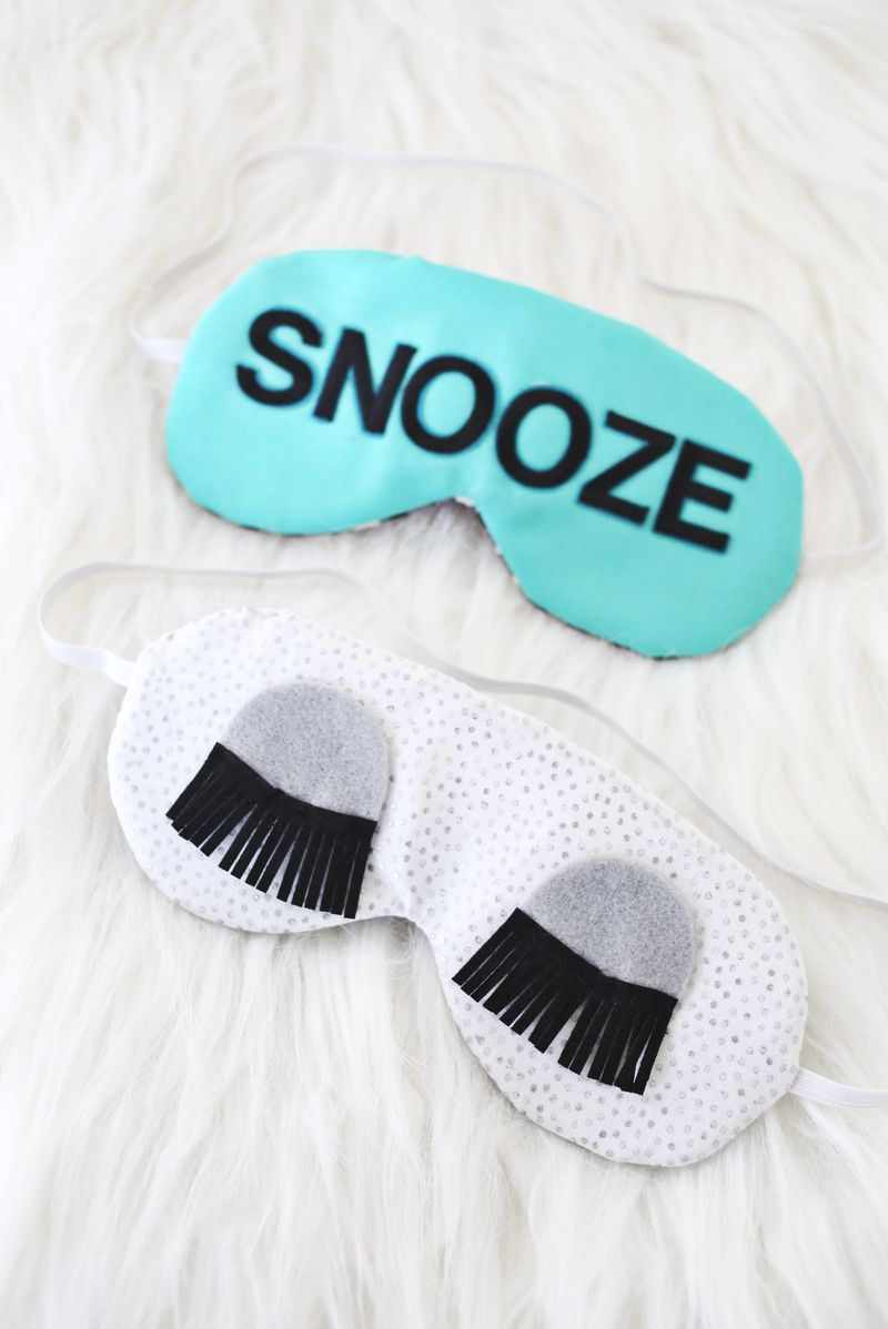 9f7157e3e82 DIY Sleep Mask. xx Dressed to Death xx  diy  crafts  art  style  accessories