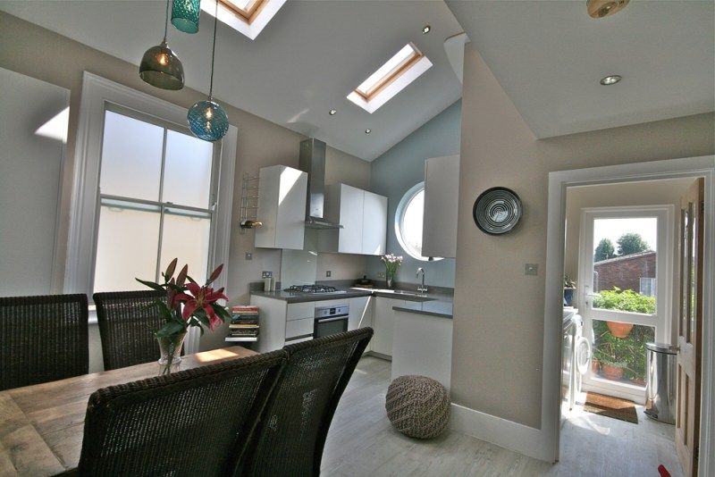 Hereu0027s A Kitchen I Designed, Balham South West London, Lights From  Rothschild And Bickers