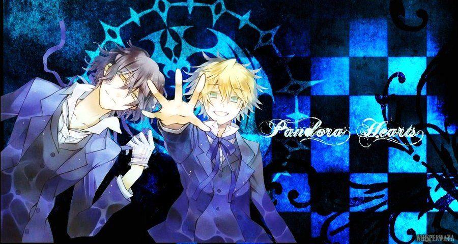 Pandora Hearts Wallpaper Oz And Gil By Whisperwaya On Deviantart Pandora Hearts Heart Wallpaper Pandora Heart