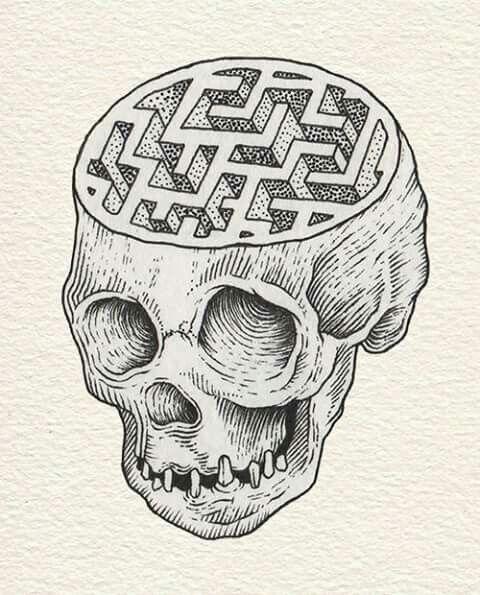 """""""Mi mente es un laberinto"""""""