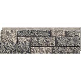 Next Stone Lowes Faux Stone Panel Faux Stone Veneer Stone