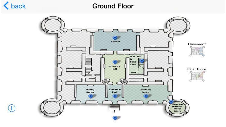 Inveraray Castle Floor Plan 750 422 Castle Floor Plan Floor Plans Inveraray Castle