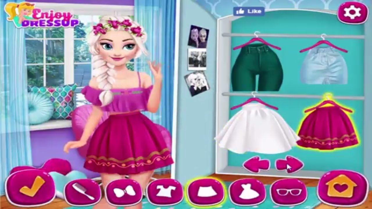 22++ Rapunzel and elsa dress up games ideas