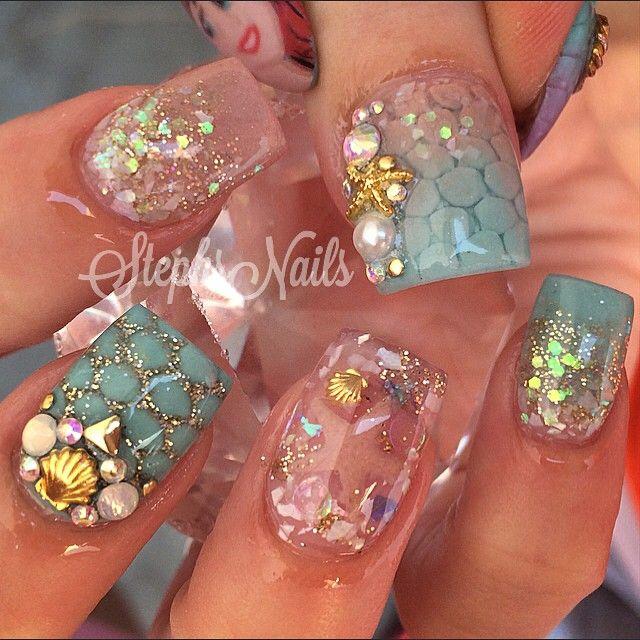 Pretty Finger Nails