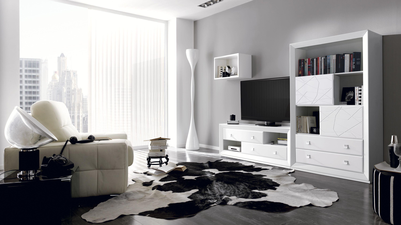 Mueble sal n hermes3 776 muebles salon muebles precio for Muebles modulos salon