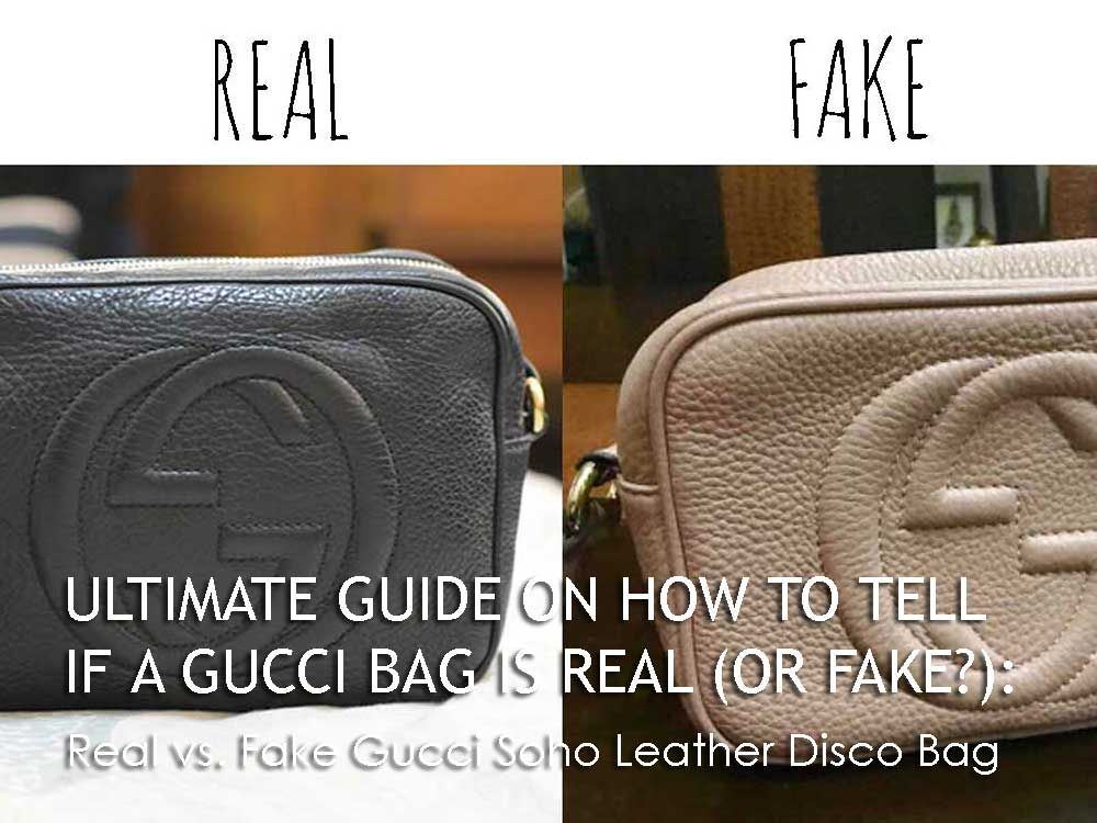 08524fa14b38 After our real vs. fake Gucci bag comparison for Gucci Abbey Messenger bag,  we look at another case study. This is an interesting one.