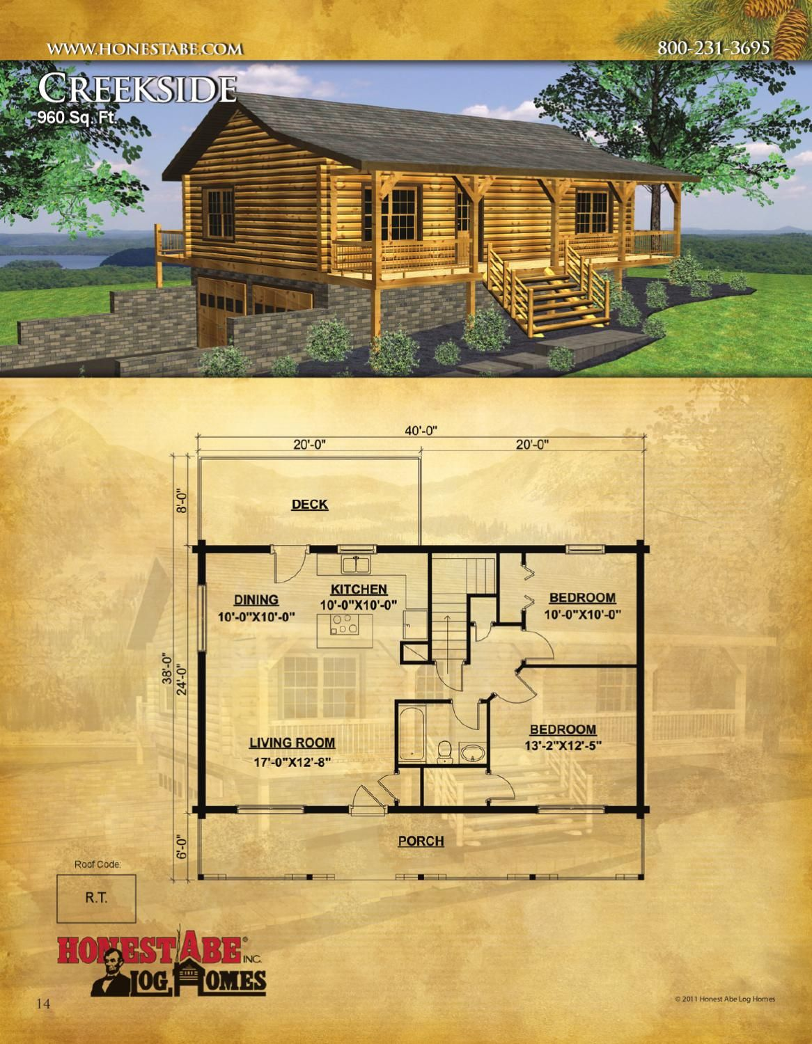 Honest Abe Log Homes Floor Plan Catalog Log Home Designs Log Home Floor Plans Log Cabin Floor Plans